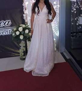 a Vestido de Gala