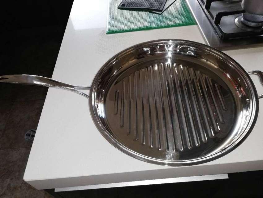 Vendo sarten renaware nuevo medida (36)cm 0