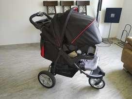 Coche para bebé Jogger Marca Bebesit