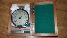 Durometro tipo A2  0-100 grados