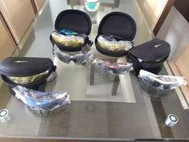 Gafas de ciclismo Rockbros UV 400 lentes cambiables