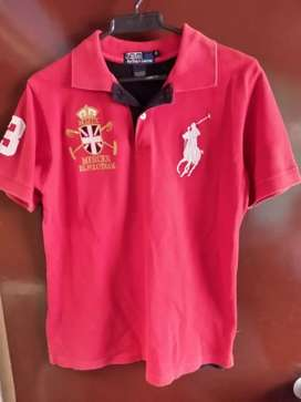 Camiseta Polo Ralph Lauren talla S de segunda