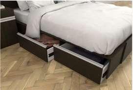 Box para sommier con cajones