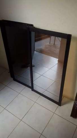Ventanas de aluminio y vidrio