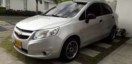 Vendo chevrolet sail ls 2014