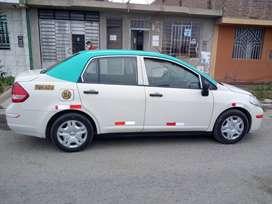 vendo Nissan Tiida, 2015