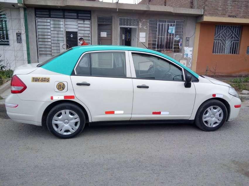 vendo Nissan Tiida, 2015 0