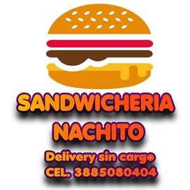 Sandwicheria Nachito