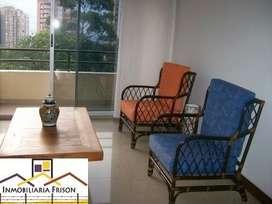 Alquiler de Apartamentos Amoblados en la Loma de los Balsos Cód. 6138