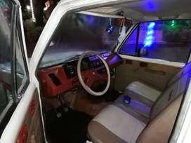 Se vende hermoso auto trooper