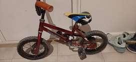 Bicicleta trek rodado 12