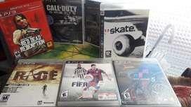 Juegos para PS3