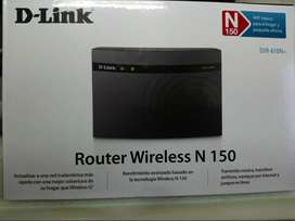 D-Link Router wireless N150