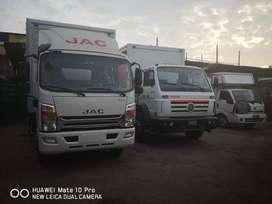 Fabricación de furgones