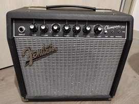 Amplificador para guitarra Fender Champion 20 20w como nuevo