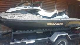 Vendo moto de agua seaDoo.Gtx 215 modelo 2013