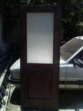 Puertas de maderas
