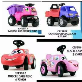 Montables para niños y niñas
