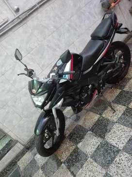 Moto gilera 200cc. 0.km