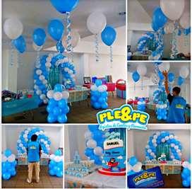 Animaciones, cumpleaños, recreadores, animacion, decoracion, fiestas infantiles, baby shower.