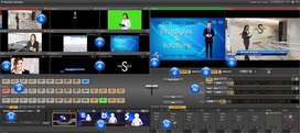 mixer video TRICASTER 40