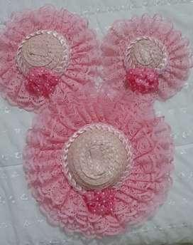 Sombreros decorativos