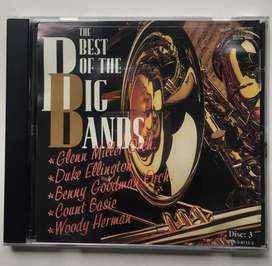 The Best Of Big Bands Cd importado