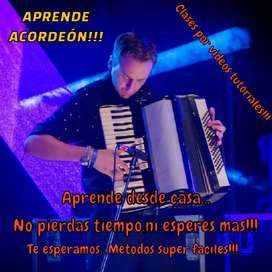 Acordeon,teclado y piano!!!