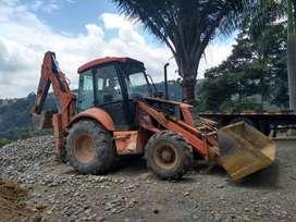 Vendo retroexcavadora y bulldozer
