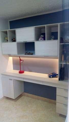 muebles de estudio(en madera colombia)