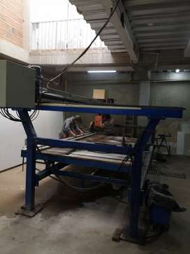 Maquina cortadora de Marmol