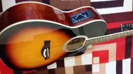inmpecables guitarras memphis electro acusticas cuerdas de metal