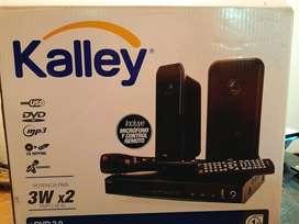 VENDO DVD KALLEY