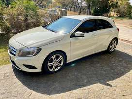 Mercedes benz a200 blueefficiency urban