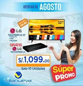Televisor LG promociónes