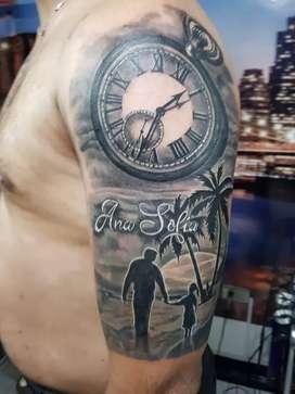 Tatuajes en bello Medellín TATTOO Niquia