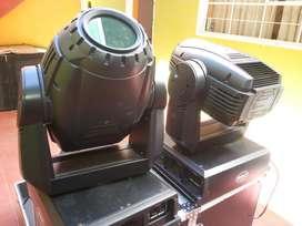 cabeza movil ROOLT 1200 watts