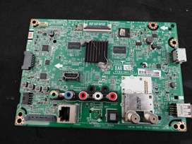 VENDO TARJETAS MAIND BOARD TV
