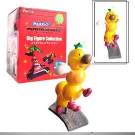 Mario Bros Figura Floruga Colección Juguetes Didácticos