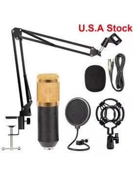 Microfono condensador tipo BM800