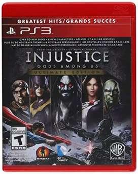 Injustice Gods Among Us Ultimate Editon