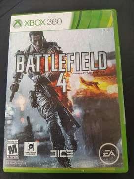 Usado Battlefield 4 Xbox 360