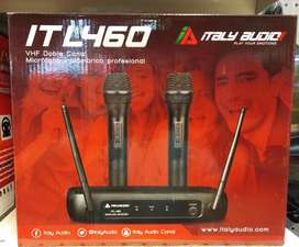 Micrófonos Inalambricos para Karaoke