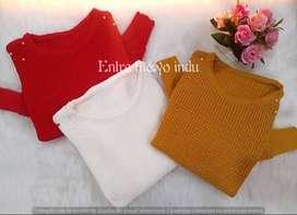 Sweter Perlitas