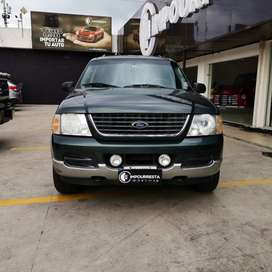 FORD EXPLORER XLT AÑO 2002