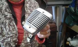 microfono profesional Dinamico Shure 51s ORIGINAL