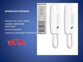 CITOFONOS  Y CONSOLAS
