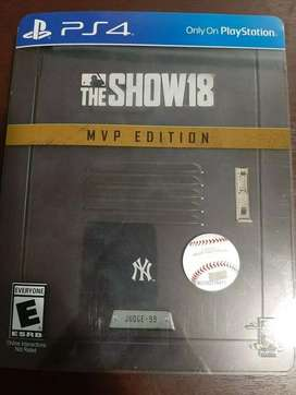 The Show 18 MVP EDITION
