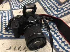 Camara Canon Eos Rebel T5i + Accesorios + Memoria + Trípode