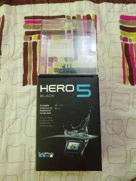 Vendo Caja de Go Pro Hero 5